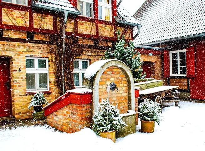 Landhaus Alte Schmiede Niemegk im Fläming