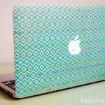 Macbook mit Masking Tape – Update