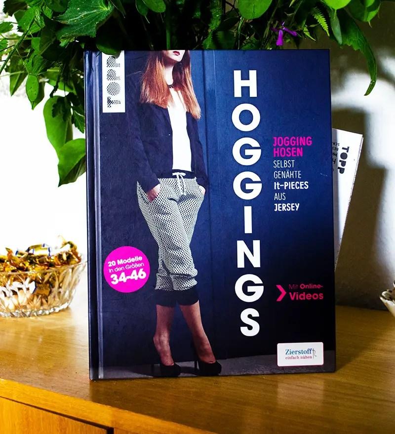 Hoggings - einfache Jogginghose selber nähen - Nähbuch