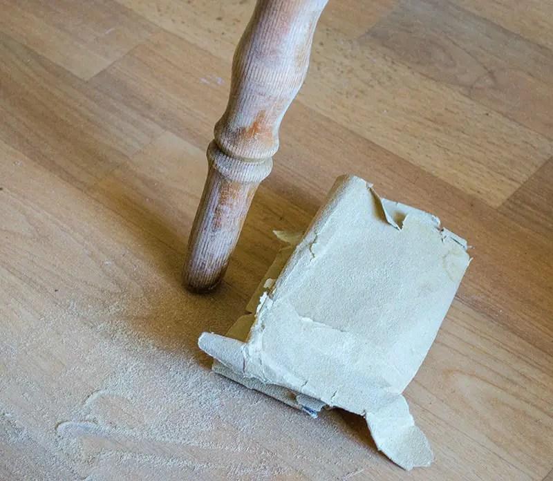 Stuhl Abschleifen upcycling ein alter bauernstuhl anleitungen do it yourself