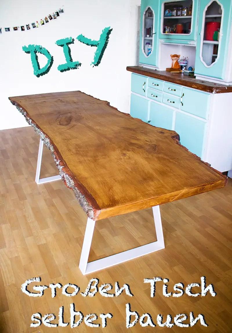 Groer Gartentisch Selber Bauen Affordable Tisch Selber Bauen Sie