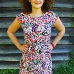 Sommerkleid Adina zu Gast in Brandenburg