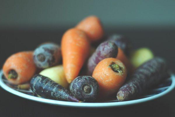 Kürbis-Minz-Salat