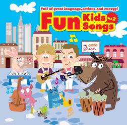 Listen to Fun Kids Songs Volume 2