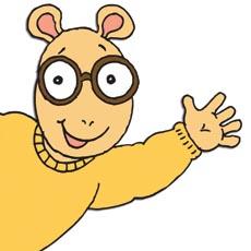 What kind of animal is Arthur? Arthur is an Aardvark?