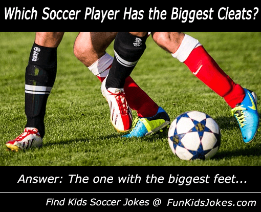 Knees Shoes Soccer Picture Funny Team