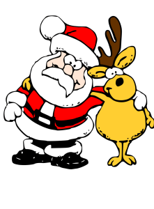 santa claus jokes for children - Santa Pictures For Kids