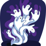 Ghosts - Ghost Jokes for Kids and Halloween