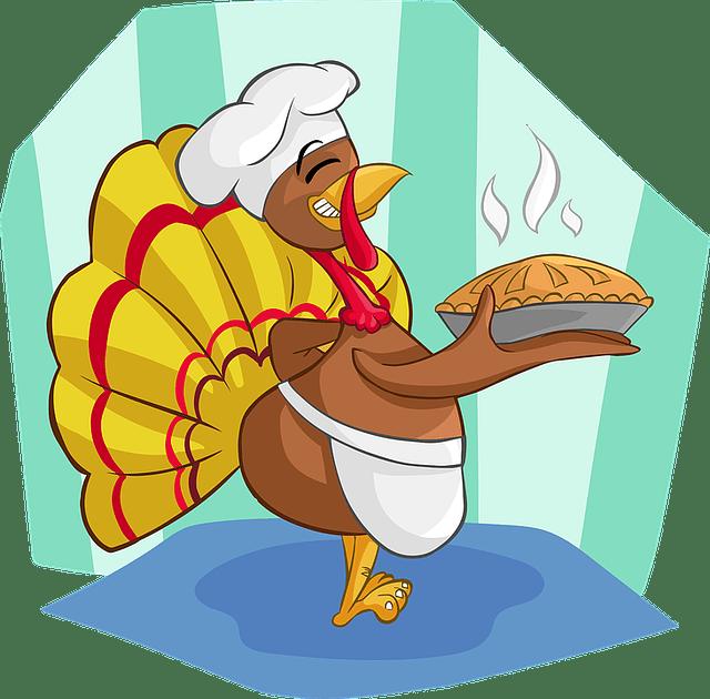Turkey - Jokes About Thanksgiving Food
