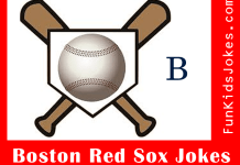 Boston Red Sox Jokes for Baseball Fans
