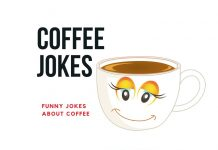 Coffee Jokes, Riddles and Puns