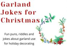 Garland Jokes for Christmas