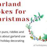Garland Jokes for Christmas