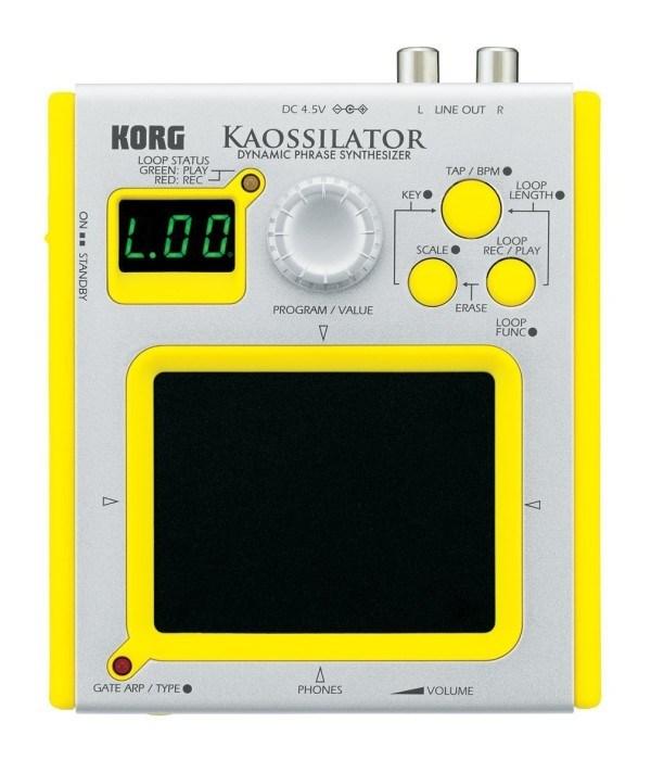 Korg-Kaossilator - gift for musicans