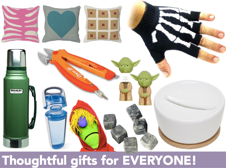 14 gift guides for just about ANYONE