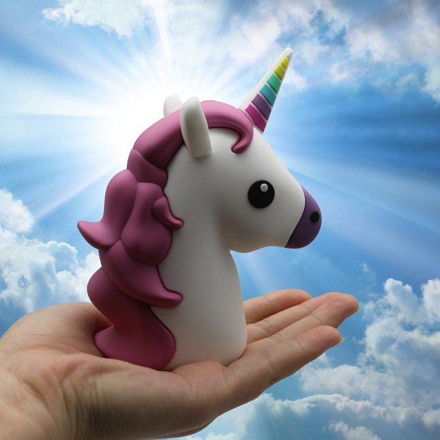 unicorn-emoji-charger