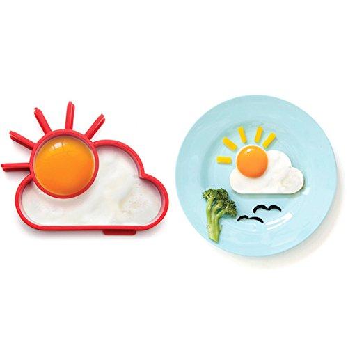 sunny egg mold
