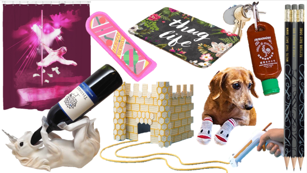 The weirdest white elephant gifts you cant help but love the most wonderfully weird white elephant gifts solutioingenieria Choice Image