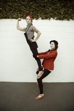 Partners in Mime