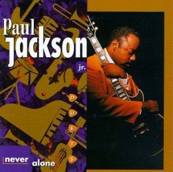 paul jackson never alone