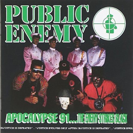 public enemy apocalypse 91
