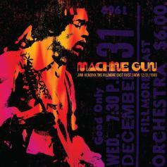 Machine Gun: The Fillmore East First Show 12/31/1969 – Jimi Hendrix