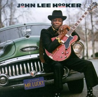 john lee hooker mr. lucky