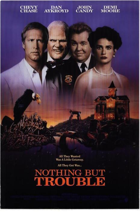 nothing-but-trouble-movie-poster-1991-1020233679
