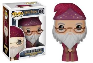 Dumbledore Pop Harry Potter