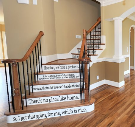 Quotes for Staircases