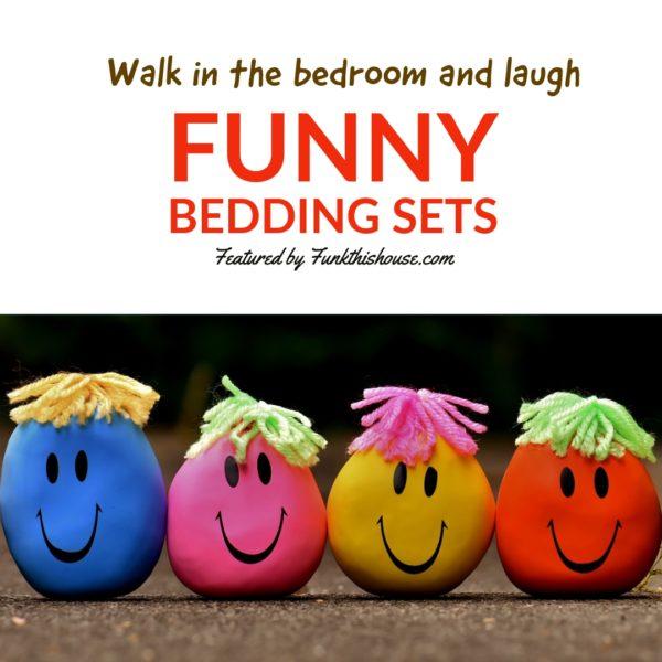 Funny Bedding Sets