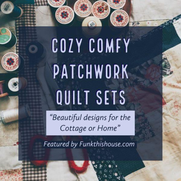 Patchwork Quilt Sets