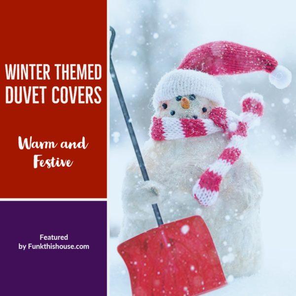 Winter Themed Duvet Covers