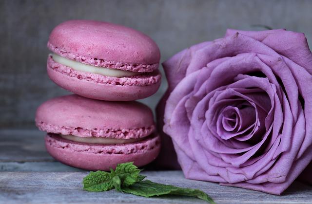 Pink & Purple Decor