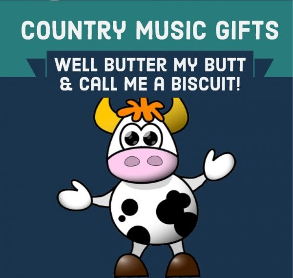 Country Music Gifts