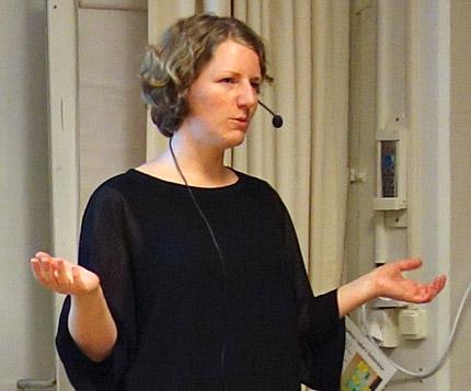 Sara Belfrage