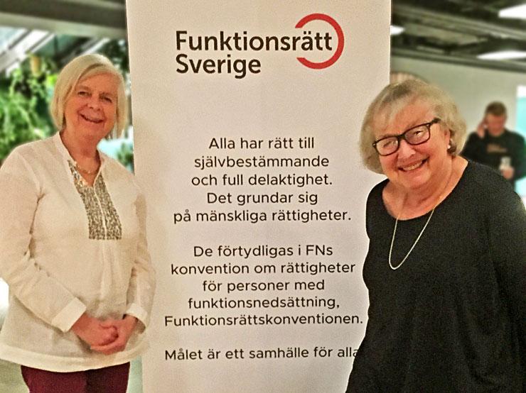 Annika och Inge-Britt