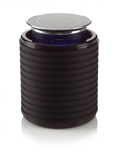 mobiler bluetooth Lautsprecher mit AUX-Eingang und Akku