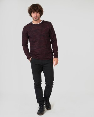 Funky Buddha Παντελόνι chino regular fit