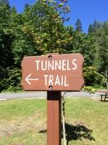 Othello Tunnels trail head