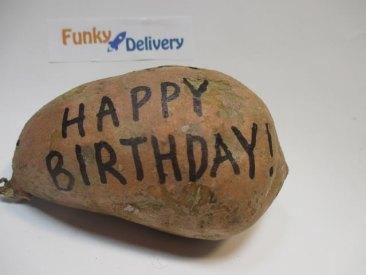 Happy Birthday Brick