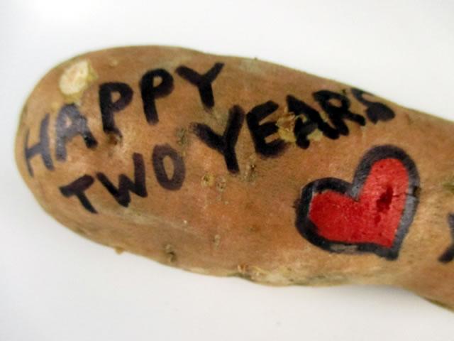 Send a Sweet Potato