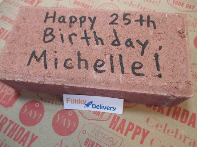 Happy 25th Birthday Michelle Brick