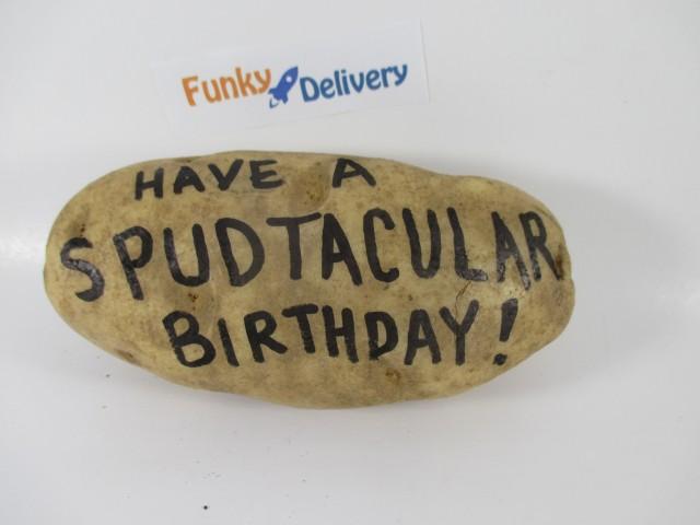 Send a Potato Gram - Have a Spudtacular Birthday!