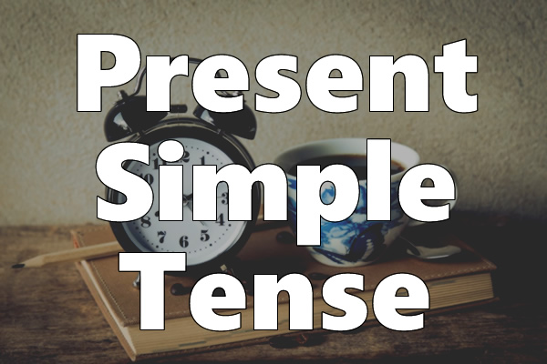 Present Simple Tense - Daily Routine - Funky English