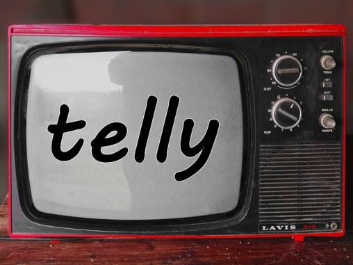 Slang - Telly