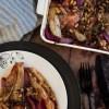 Witlof met kippendijen en balsamico
