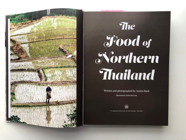 The Food of Northern Thailand 2