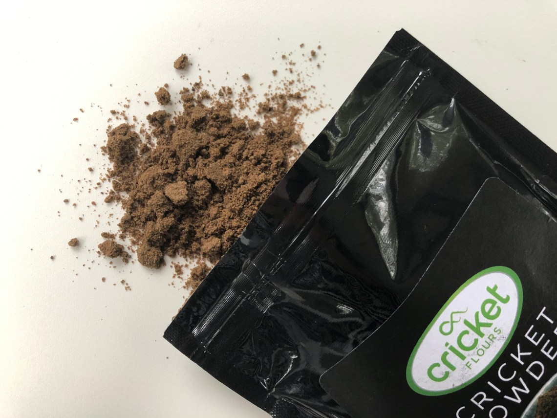 Cricket Powder 2