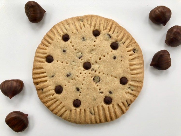 Chocolate Chip Chestnut Shortbread 2